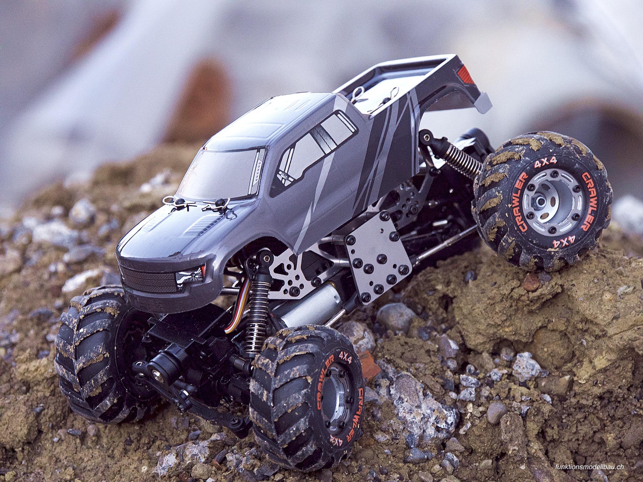 HBX-Devastator Rock Crawler - Weihnachtsgeschenks Tipp